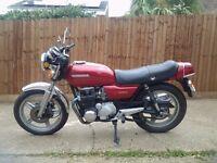 RARE HONDA CB650 1980