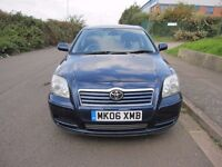 TOYOTA AVENSIS D-4D T3-S 11 MONTHS M.O.T
