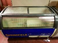 Ex Supermarket Freezers