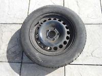 195/65 R15 Steel Wheel & Tyre