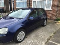 2004 VOLKSWAGEN Golf5 S
