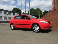 Toyota Corolla Long Mot Low Miles