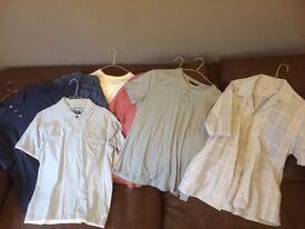 Mens Medium T-shirts, Shirt etc Bundle