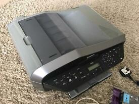 Canon MX310 Printer with ink