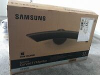 "AMAZING BRAND NEW CURVED SAMSUNG TELEVISION 32"" INCH"