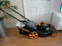 Brand new McCulloch M51-140WR classic + lawnmower