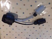 Car to Caravan 13 Pin Adaptor