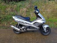Gilera runner 200 reg as a 125 new mot
