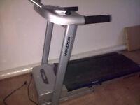 Heavy Duty Horizon Adventure 3 Treadmill. Will take weight upto 135kg/300lbs