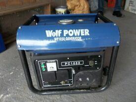 Wolf 2 stroke Generator