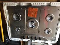 Unused gas cooker