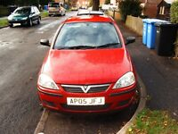 Vauxhall Corsa , spares or repair,for sale