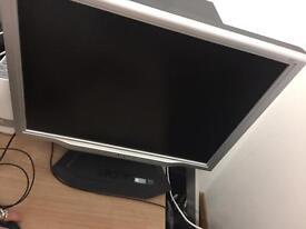 1 Computer monitors acer 17inc