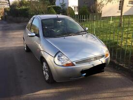 Ford Ka luxury 1.3 2005 Long MOT Low mileage Full Leather seats