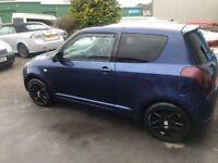 Suzuki swift cheap car