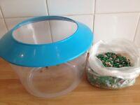 Fish tank/bowl
