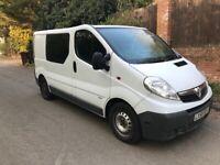 Vauxhall, VIVARO, Panel Van, 2009, Manual, 2464 (cc)