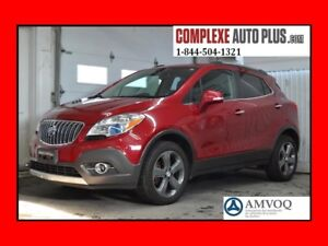 2014 Buick Encore Leather AWD 4x4 *Cuir, Camera recul, Mags 18po