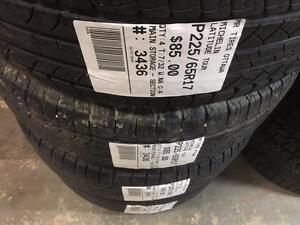 225/65/17 Michelin Latitude Tour *Allseason Tires*