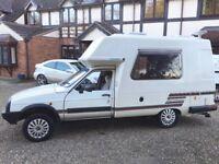 1998 (S)reg Romahome Camper Van - 2 Berth - Citroen C15d - Part Exchange Welcome