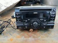 Clarion cx609e hands free Bluetooth double din