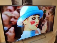 Panasonic 47 Inch Full 1080p Smart 3D LED TV With Freeview HD (Model TX-47AS650)!!!