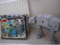 Genuine Star Wars Empire Strikes Back AT-AT (1981) Kenner (Boxed, with chin guns)