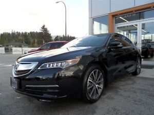 2015 Acura TLX SH AWD Tech