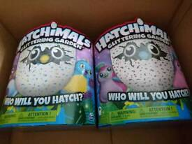 1x AUTHENTIC HATCHIMALS Glittering Garden series from official supplier