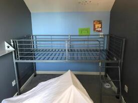 Single cabin bed frame only