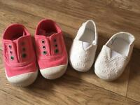 Mothercare and Next toddler shoes