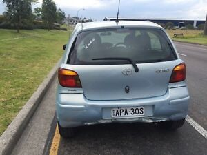 Toyota Echo Islington Newcastle Area Preview
