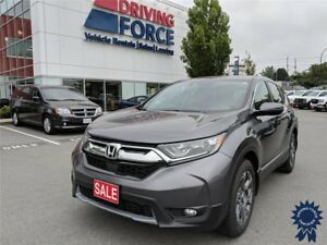 2017 Honda CR-V EX All Wheel Drive 5 Passenger, Adaptive Cruise