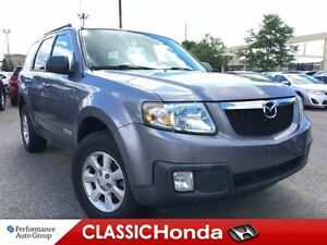 2008 Mazda Tribute GX 2WD V6 CLEAN CARPROOF ALLOYS