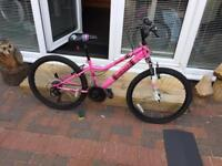 Apollo recall girls mountain bike