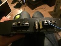 Amplifier or subwoofer for sale