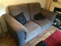 2 seat sofa excellent condition