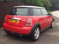 Mini Cooper 1.6 2007 new shape excellent drive new timing chain ect