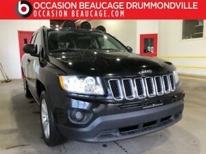 2012 Jeep Compass NORTH- AUTOMATIQUE- HITCH- AUBAINE!