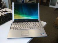 "Dell XPS M1330 laptop 13.3"", dual core T8300 - 4GB RAM, Windows VISTA"