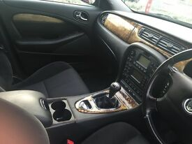 Quick Sale Black Jaguar S Type Diesel!Price Reduced!!