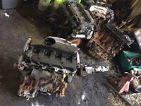 FORD TRANSIT 2.2 TDCI ENGINE FRONT WHEEL DRIVE SUITS 06-12 VANS MK7 INC WARRANTY