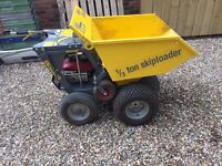 Load Runner Micro Dumper-Used about 5 times