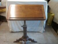 Table ,Antique . Suit writing , Bedside , Artist ,Architect