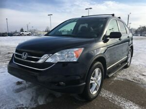 2011 Honda CR-V EX-L, LEATHER, LOW KM