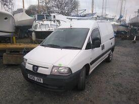Peugeot Expert Van 2006 / dispatch / scudo £950 for quick sale