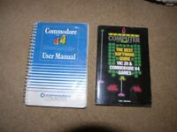 Couple Of Books Commodore 64 Vic 20 Weymouth