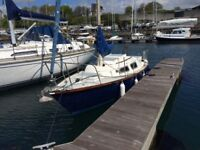 Hurley 22 Yacht - Well Maintained with Free Storage Untill 30/04/18