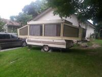 great entry level tent trailer