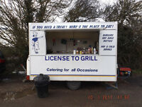 10ftx6ft catering trailer